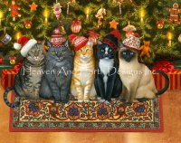 Limited Edition - Holiday Cats