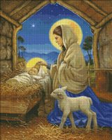 Mary and Lamb