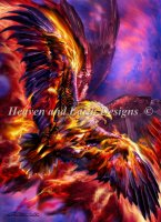 Phoenix Rising Max Color