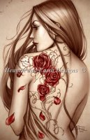 Rose Tattoo NO Background