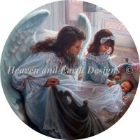 Angel And Newborn