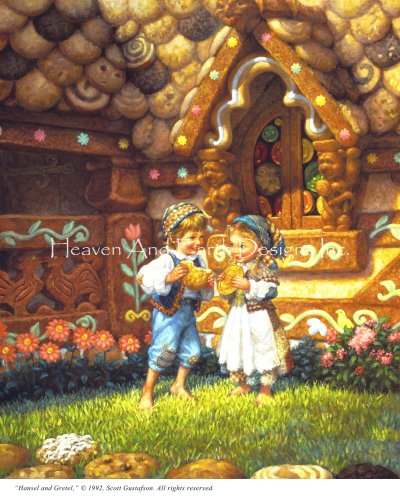 Hansel and Gretel SG