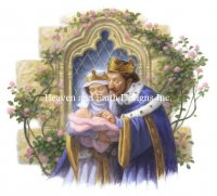 The Queen King And Briar Rose