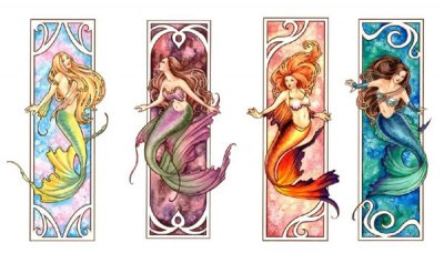 Nouveau Mermaid Series