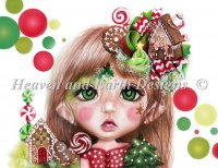 Ginger Christmas MunchkinZ Elf Material Pack