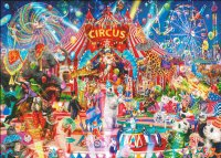 Supersized A Night At The Circus Max Colors