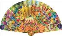 Supersized Abundant Garden Fan Material Pack