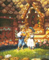 Supersized Hansel And Gretel Max Color