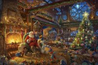 Supersized Santa's Workshop Color Max Colors