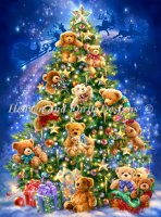 SS Teddy Bear Tree MC