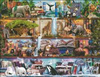 Supersized The Amazing Animal Kingdom Material Pack