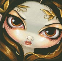Supersized Faces Of Faery 13