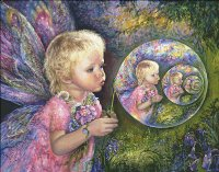 Supersized Fairy Bubbles Max Color