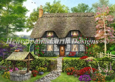 Supersized Meadow Cottage Max Color