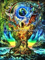 Supersized Millennium Tree Of Peace Material Pack