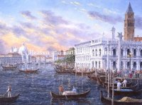 Supersized Romantic Venice
