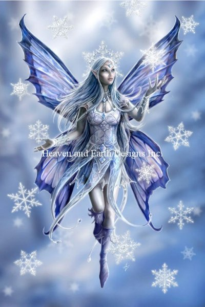Supersized Snow Fairy Material Pack