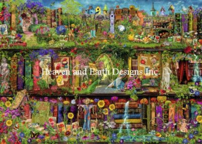 Supersized The Secret Garden Material Pack
