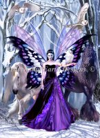 Supersized The Snow Queen Material Pack