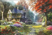 Supersized Victorian Garden Max Color Material Pack