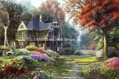 Supersized Victorian Garden Material Pack