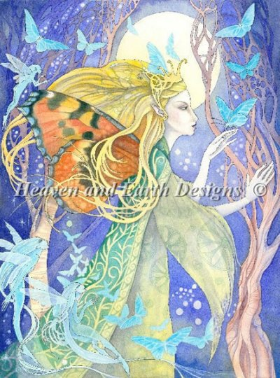 Butterfly Faery Queen