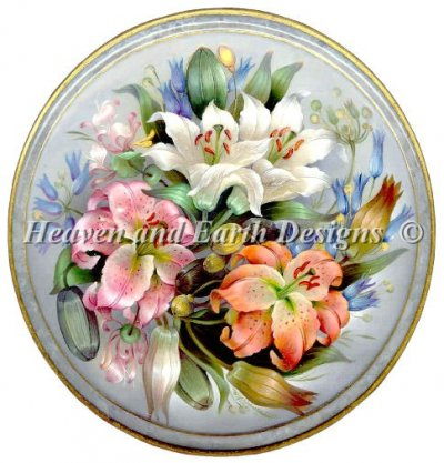 PTP Lily Bouquet Material Pack
