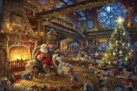 Santa's Workshop Max Colors