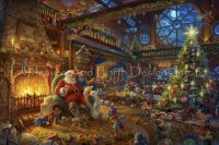 Santa's Workshop TK Material Pack
