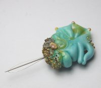 LIMITED EDITION - Turquoise Seahorse