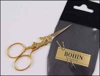 Gold Rabbit Embroidery Scissors