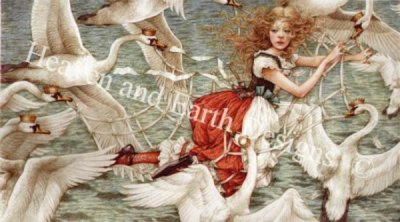 Princess and Swans