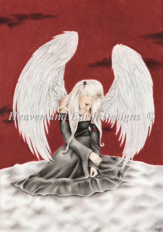 The Fallen Angel - Click Image to Close