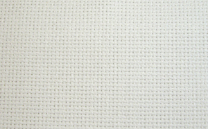 22ct Hardanger Stocking Fabric 16 x 21