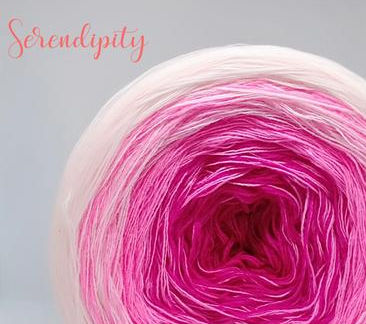 4 ply Handmade Yarn - Sport Weight - Serendipity