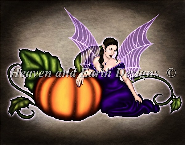 Halloween Faery - Click Image to Close