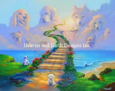 Supersized All Dogs Go To Heaven Material Pack