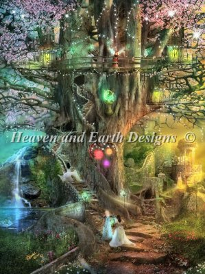 The Dreaming Tree Max Colors - Click Image to Close