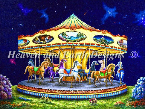 Carousel Dreams - Click Image to Close