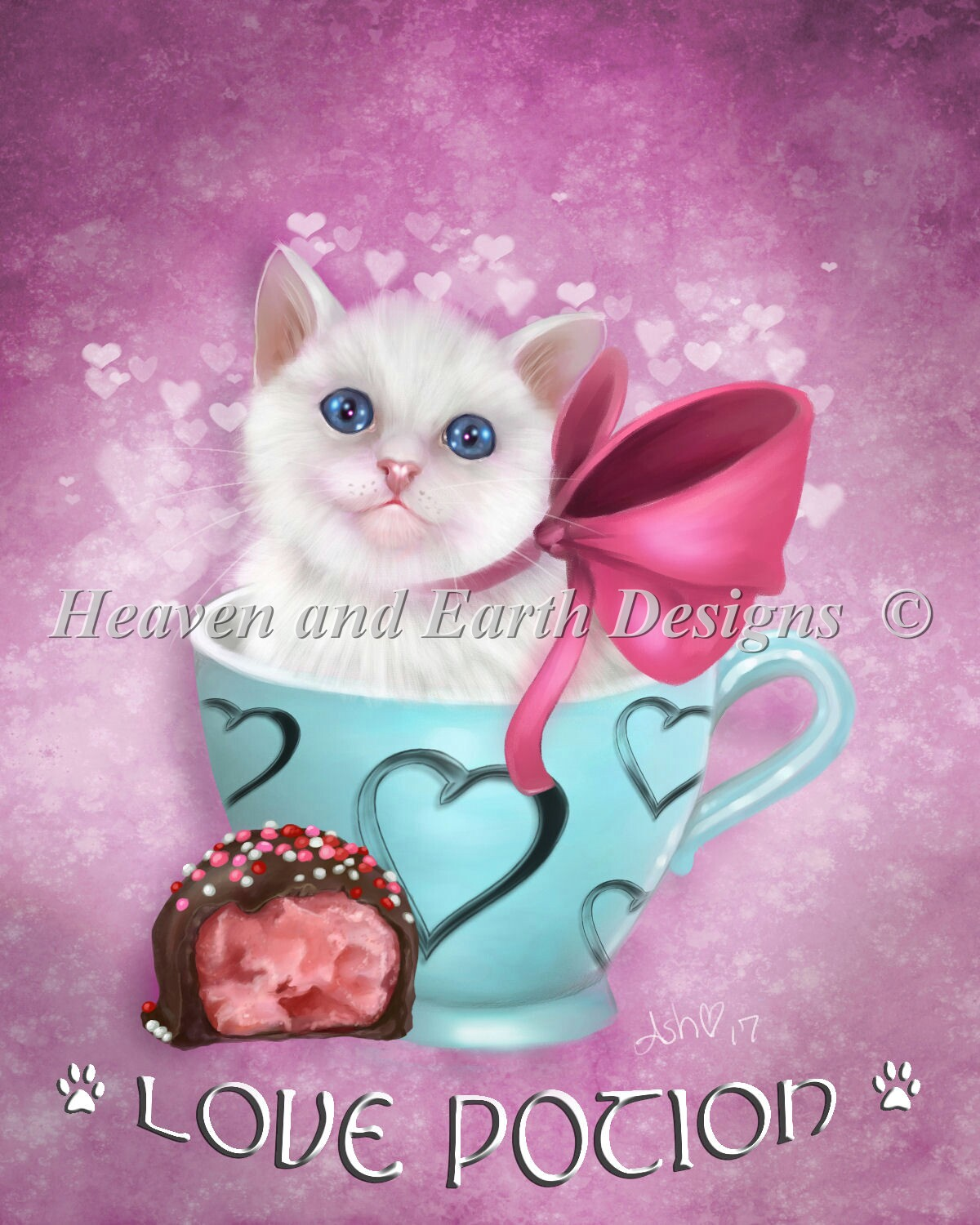Love Potion Cat