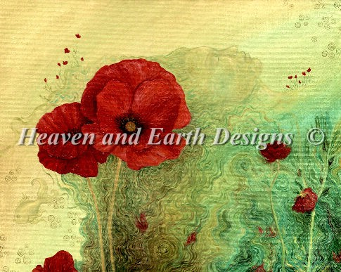 Dreaming Poppies - Click Image to Close