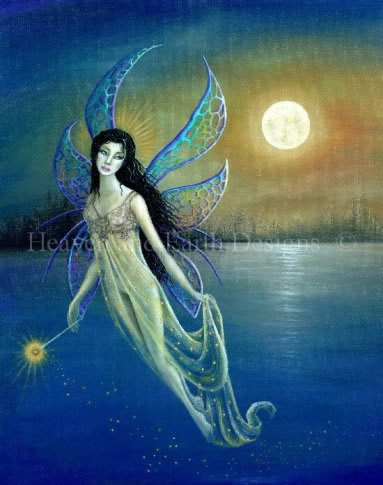 Blue Moon Fairy - Click Image to Close