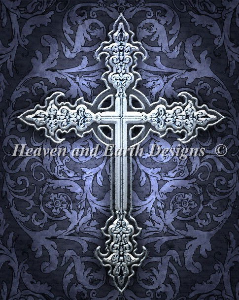 Gothic Cross - Click Image to Close