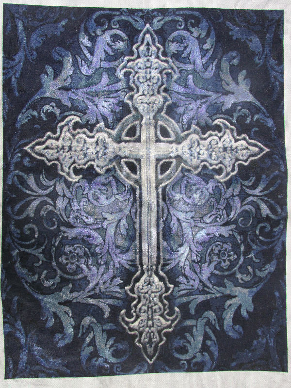 Gothic Cross Material Pack