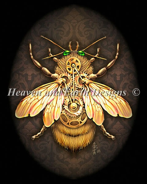 Steam Bee