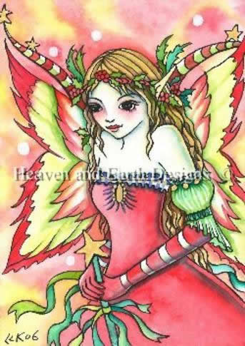 QS Christmas Fairy