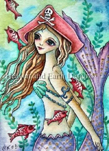 QS Pirate Mermaid