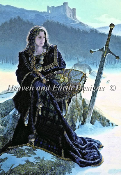 Anna of The Celts