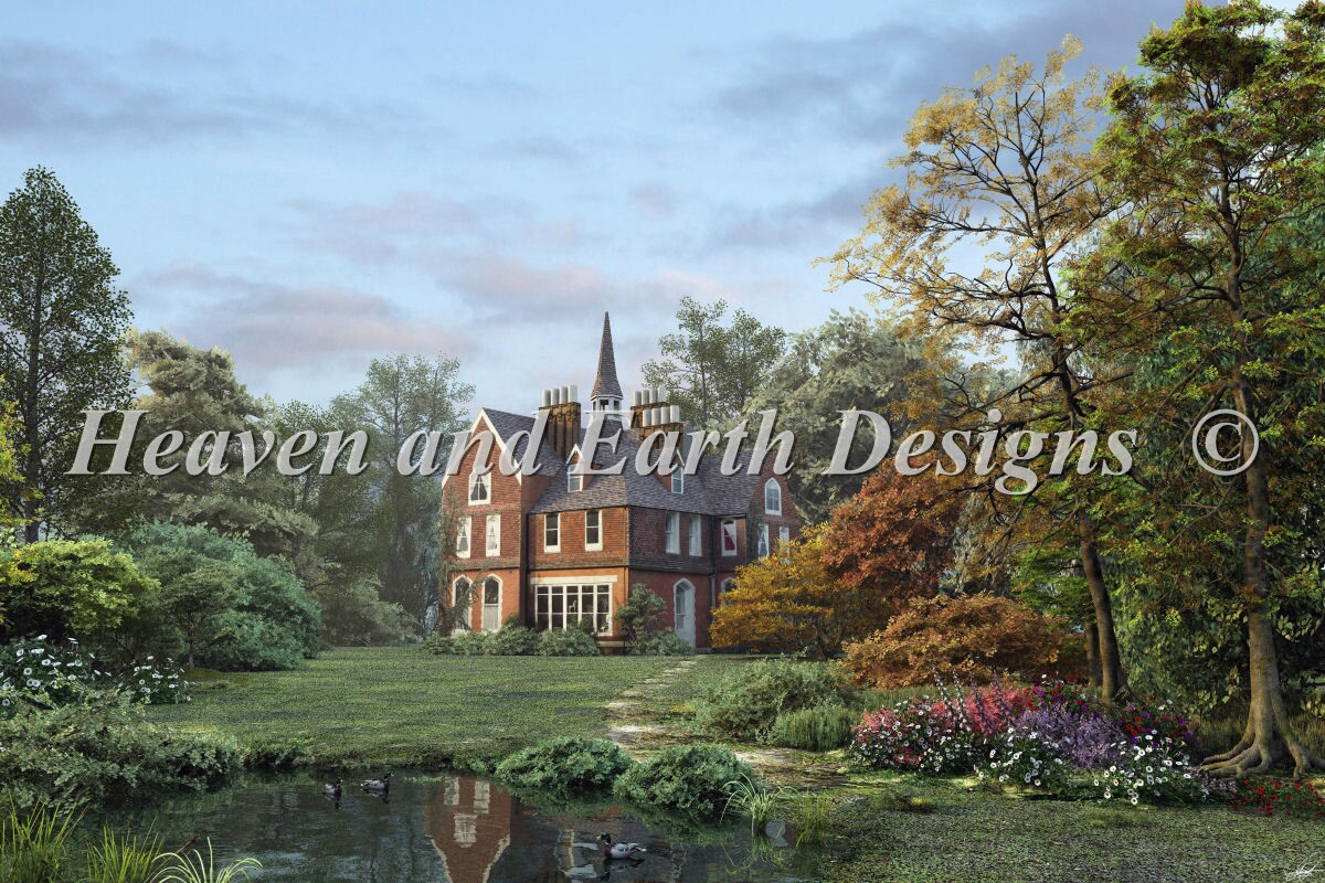 English Garden Material Pack