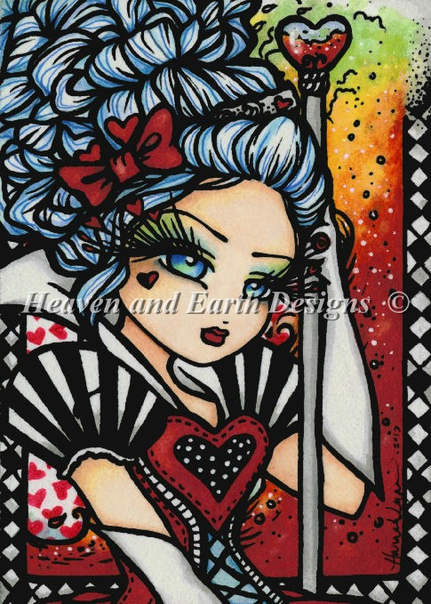 QS Queen of Hearts - Click Image to Close